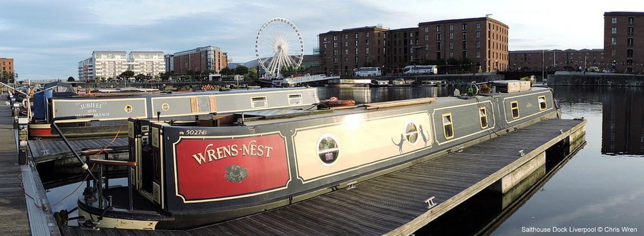 Narrowboat Wrens-Nest
