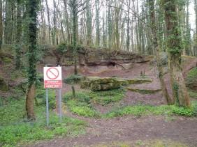 Hopwas Wood Quarry