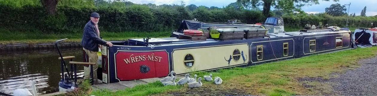 Narrowboat Wrens-Nest