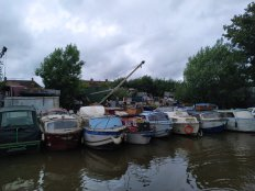 Charity Dock